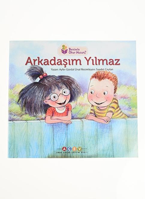 AÇEV Çocuk Kitapları Renkli